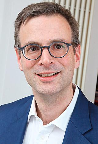 Christian Weihe ist Justiziar und 2. Geschäftsführer des DJV-NRW. | Foto:Klaus Daub
