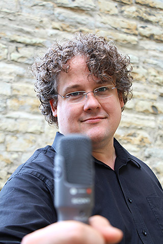 Nach einer Pause vom Journalismus startet Marius Meyer mit einer eigenen Produktionsfirma durch. | Foto: Andrea Hansen