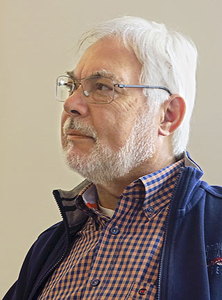 Helmut Dahlmann. | Foto: Corinna Blümel
