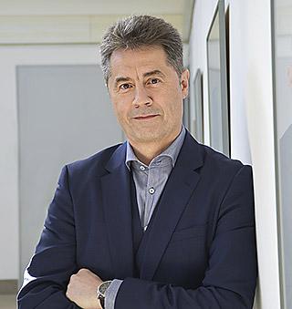 Viel anpacken will Thomas Rump bei radio NRW. | Foto: radio NRW/Roland Breitschuh
