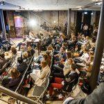 Forum Berufseinstieg – Moderator Kai Heddergott, Daniel Rustemeyer, Jan-Henning Rogge und Jens Ostrowski. | Foto: Udo Geisler