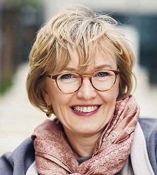 Dr. Kerstin Gernig empfiehlt digitale Tools und eine geänderte Haltung. | Foto: Matthias Baumbach