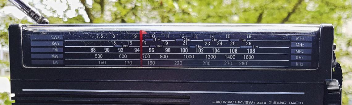Der Antennenstreit hätte im April fast dafür gesorgt, dass Radios und Weltempfänger die bekannten Stationen nicht mehr abspielen. | Foto: txt