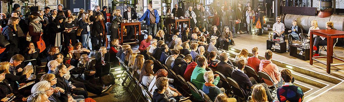 Mit Veranstaltungen wie dem Journalistentag bietet der DJV-NRW seinen Mitgliedern hohen Mehrwert und erreicht vor allem auch den (noch nicht organisierten) Nachwuchs. | Foto: Udo Geisler