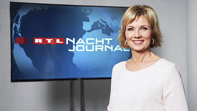 Ilka Eßmüller ist Hauptmoderatorin des RTL Nachtjournals. | Foto: Mediengruppe RTL Deutschland