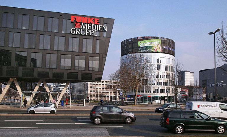 Sparrunden als Fortschritt verkaufen: Mit dem Umzug in die neue Unternehmenszentrale in Essen hat sich nichts nicht geändert. | Foto: Anja Cord
