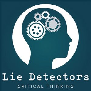 """Lie Detectors. Critical Thinking"""
