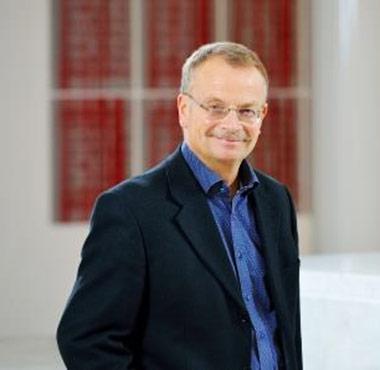 Wolfgang Speen ist Pressesprecher der Stadt Mönchengladbach. | Foto: Carlos Albuquerque