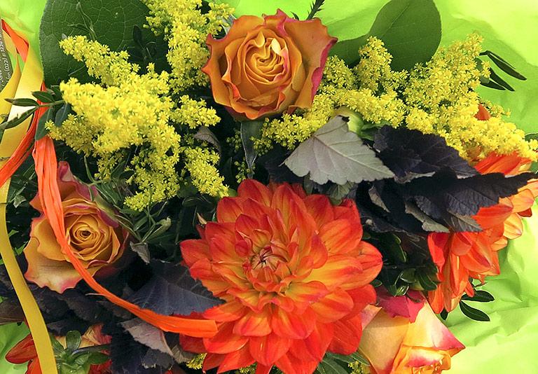 Ein Blumenstrauß als Entschuldigung, wenn was schief gegangen ist? Das dürfte heute eher selten noch funktionieren. | Foto: txt