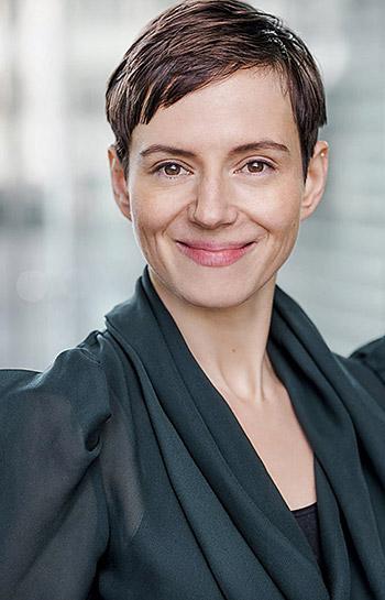 Medienwissenschaftlerin Prof. Christine Linke | Foto: Tom Wagner