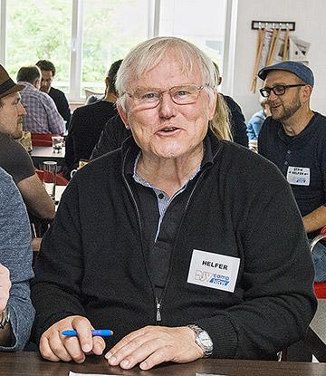Uwe Schoop, Mitglied im Fachausschuss Online. | Foto: Frank Sonnenberg