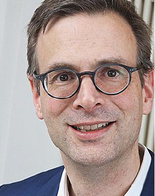 Christian Weihe, Justiziar des DJV-NRW. |Foto: Klaus Daub