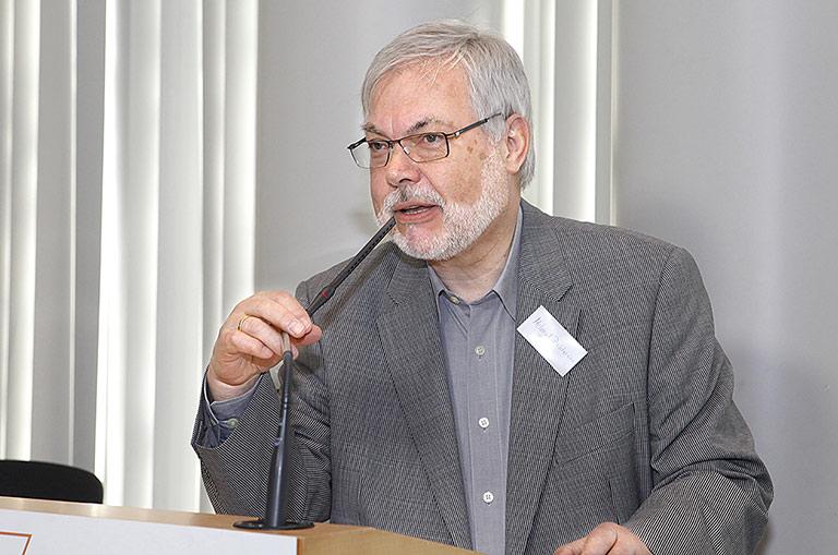 Helmut Dahlmann ist Schatzmeister des U-Vereins. | Foto: Anja Cord