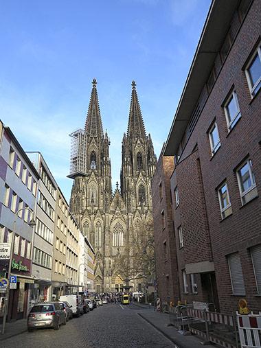 Dem Erzbistum Köln fehlt gerade der Glaube an den professionellen Journalismus. | Foto: Corinna Blümel