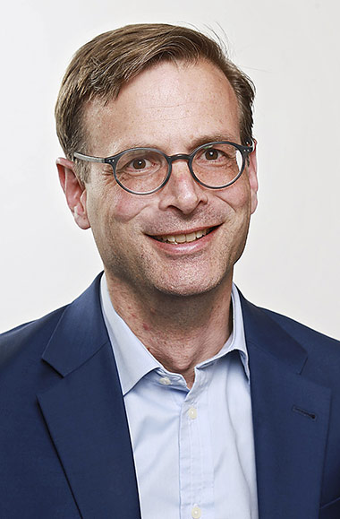 Christian Weihe berät als Justiziar des DJV-NRW auch die Betriebsräte. | Foto: Anja Cord