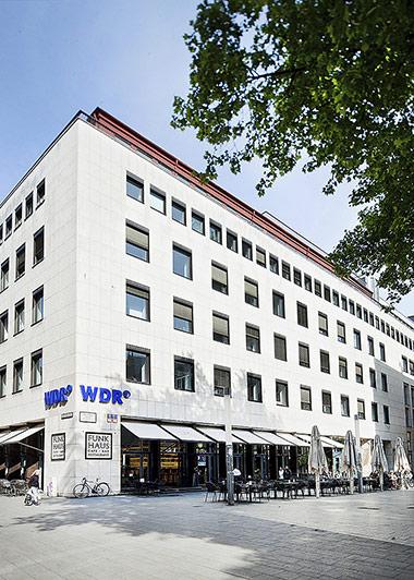 WDR Funkhaus Köln | Foto: WDR/Lena Heckl