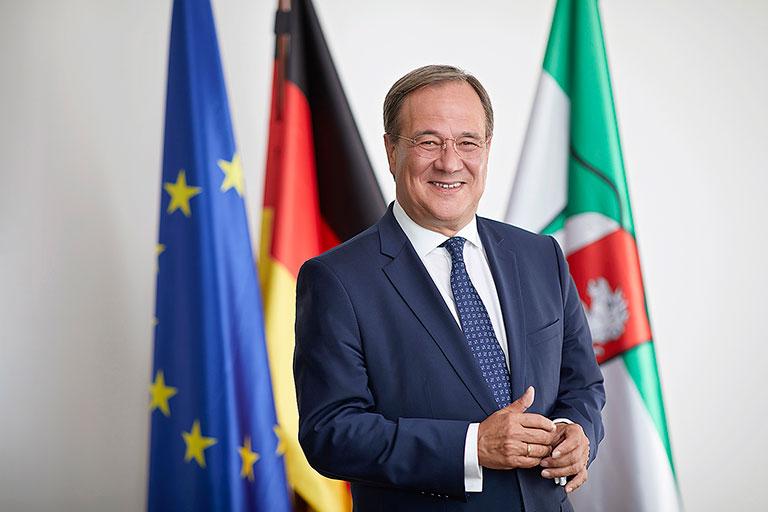 Armin Laschet, Ministerpräsident des Landes Nordrhein-Westfalen.